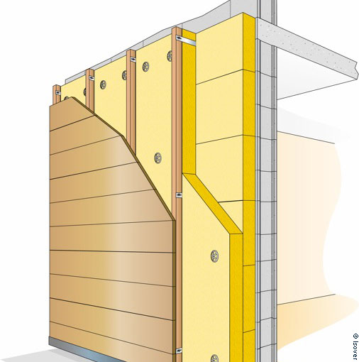 Defrance isolation for Prix isolation maison par exterieur